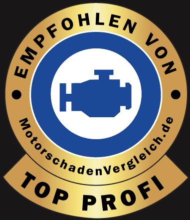 Regionaler Motor Profi Siegel Motorschadenvergleich.de