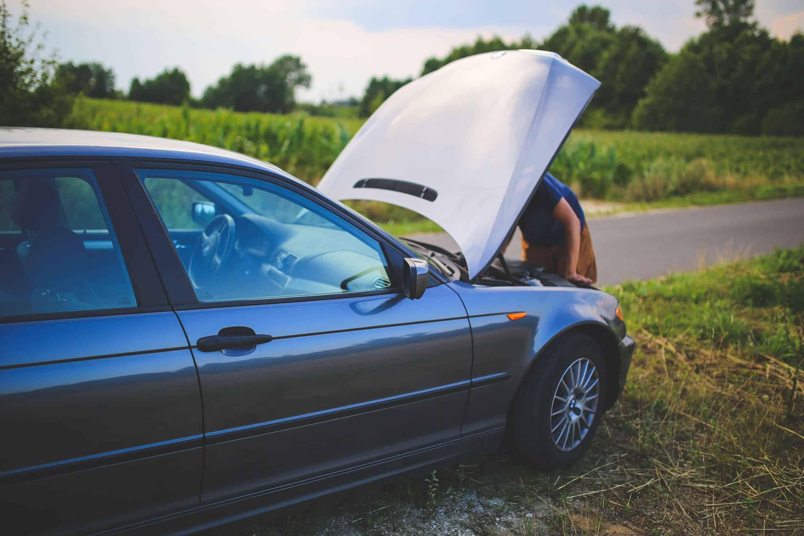 Motorschaden, Motor defekt