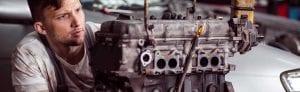 Motorschaden reparieren