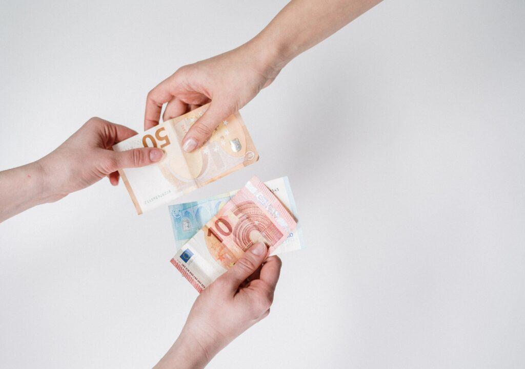 Kosten Begleichung