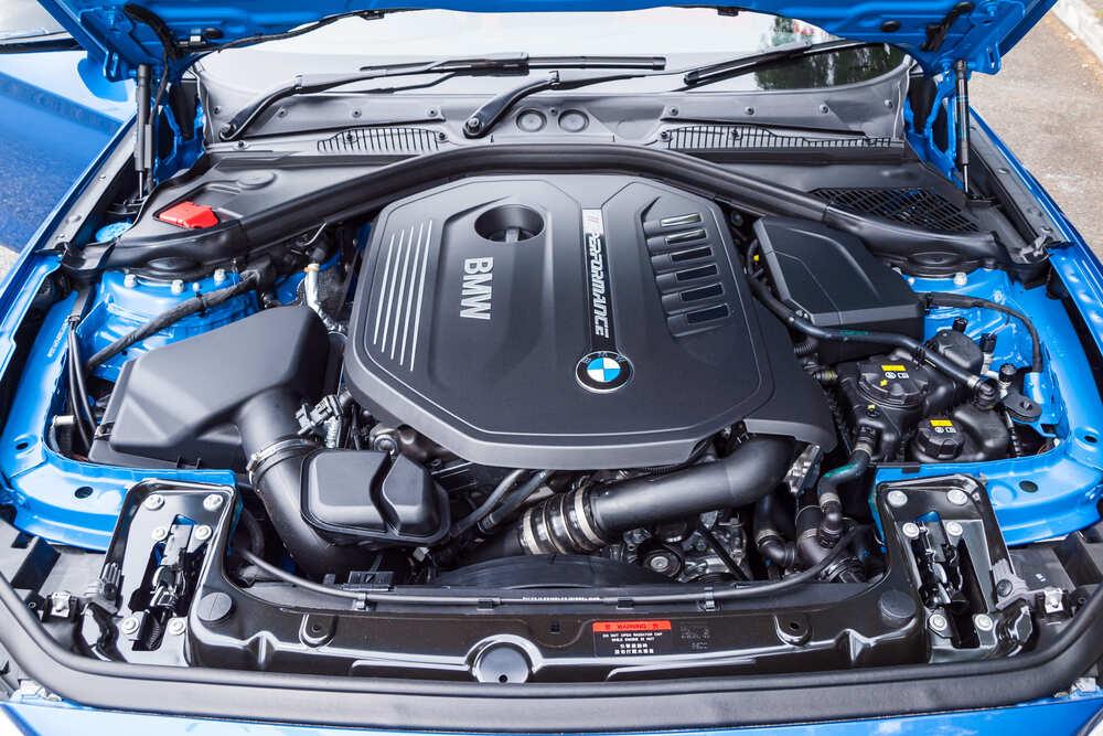 N47 BMW Motor