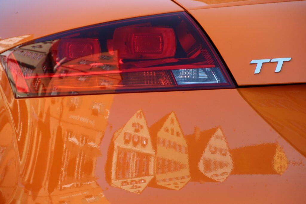 Audi TT Motorschaden
