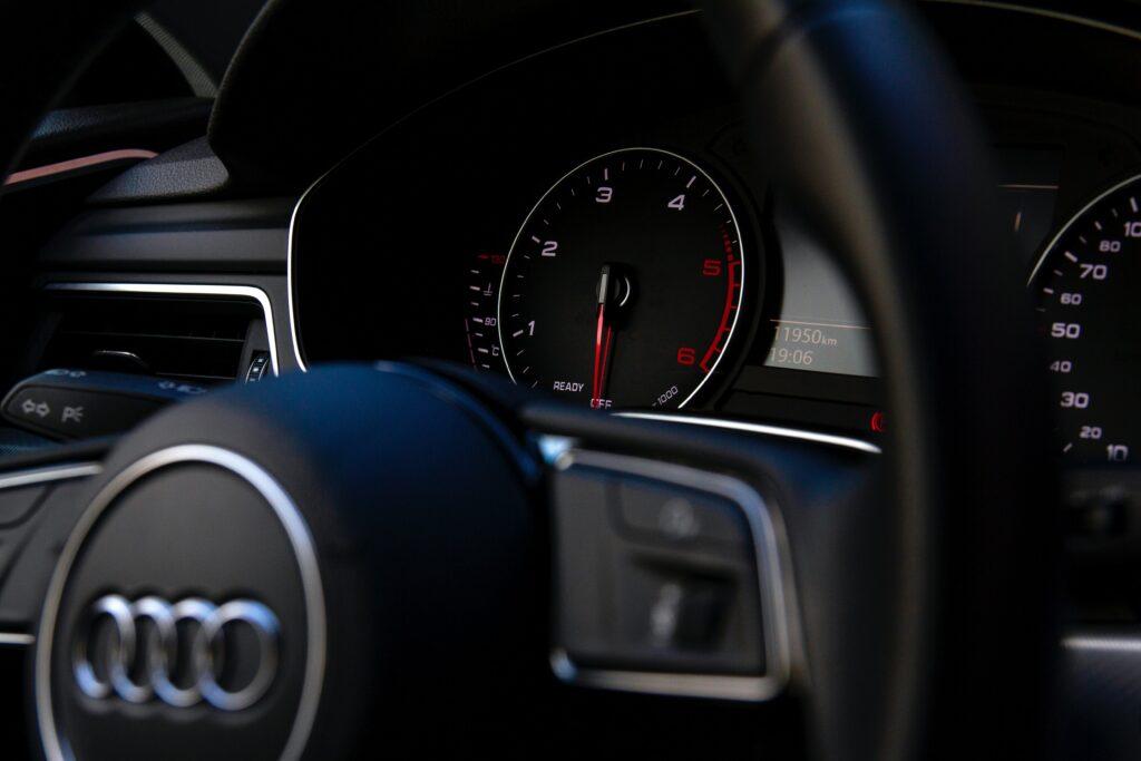 Audi A5 2.0 TFSI Motorschaden