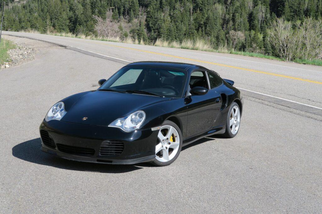 Porsche 996 Motorschaden