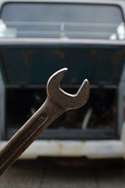 Austauschmotor mit Einbau-Service
