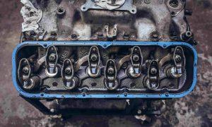 Ein defekter Motor zum Kauf