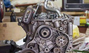 Motor generalüberholung