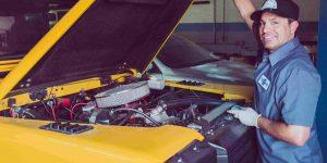 Motorwechsel, Austauschmotor