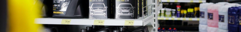 Motoröl im Kanister